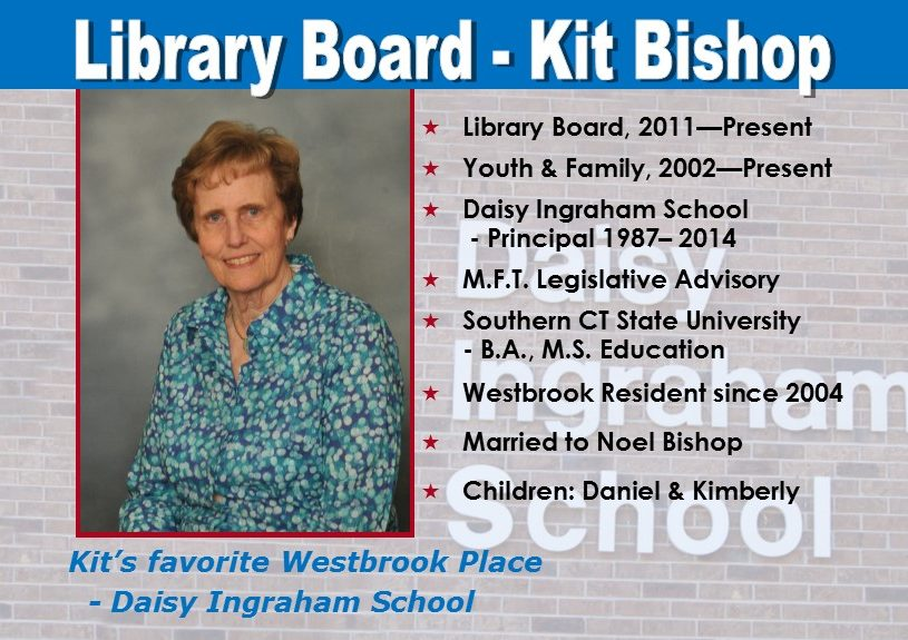 Library Board - Katherine Bishop