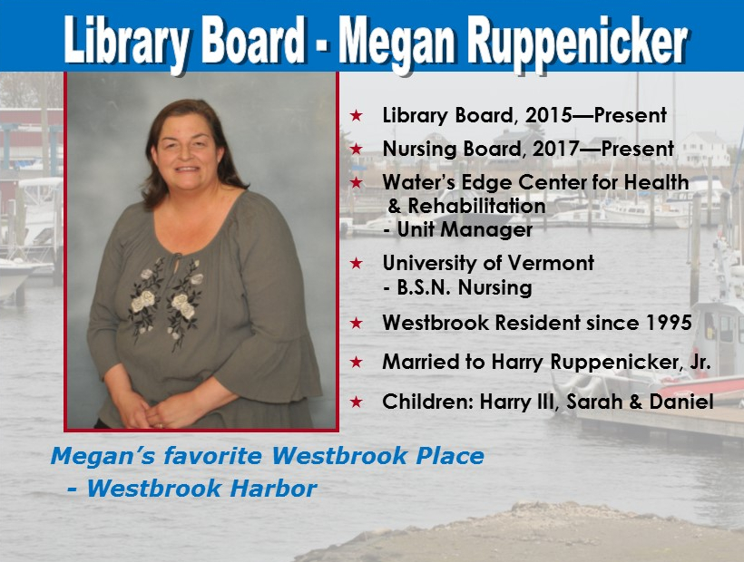 Library Board - Megan Ruppenicker